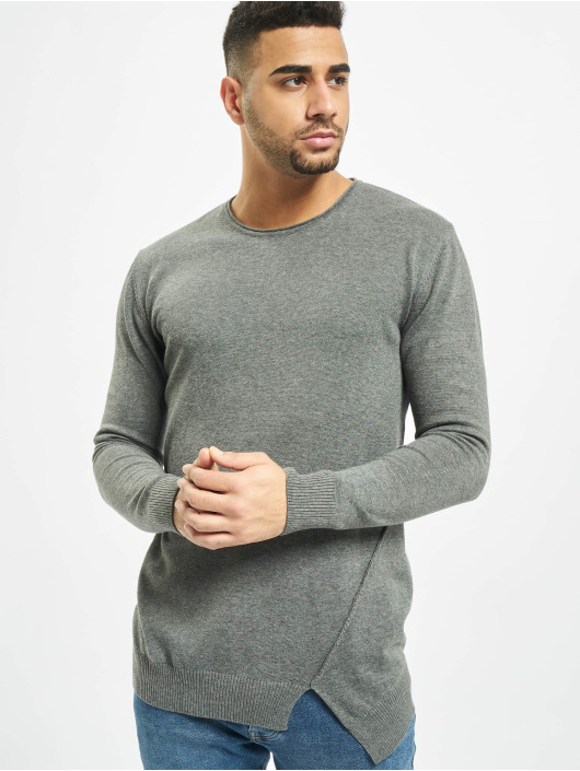 2Y Pullover Hazel gray