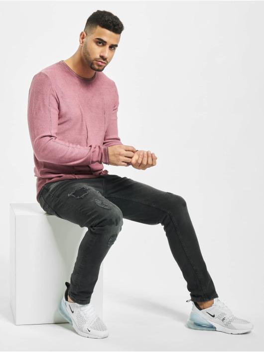 2Y Pullover Beech purple