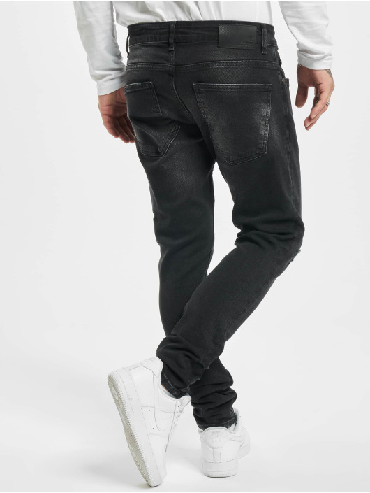 2Y Skinny Jeans Denis black