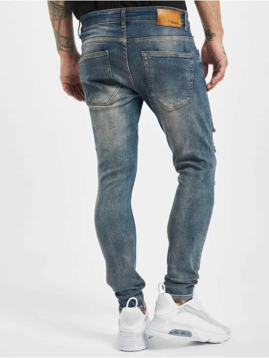 2Y Skinny Jeans Adam blue