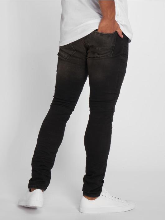 2Y Slim Fit Jeans Aleo black