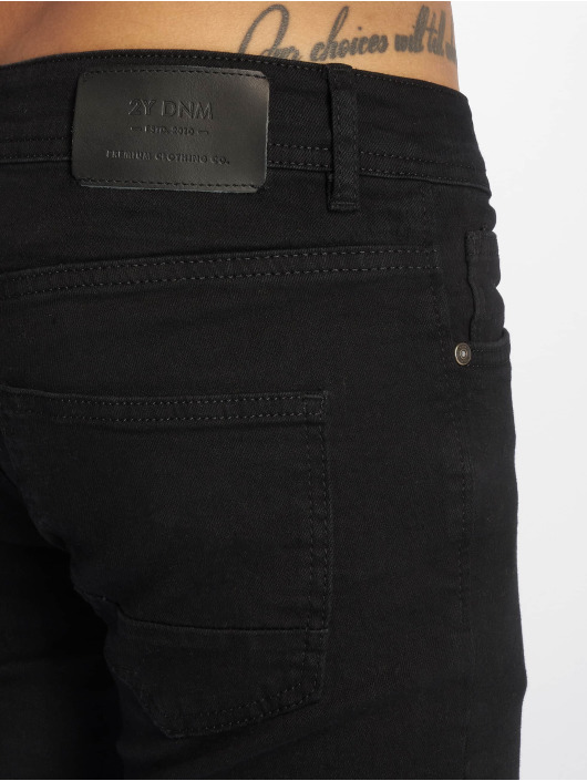2Y Slim Fit Jeans Theo black