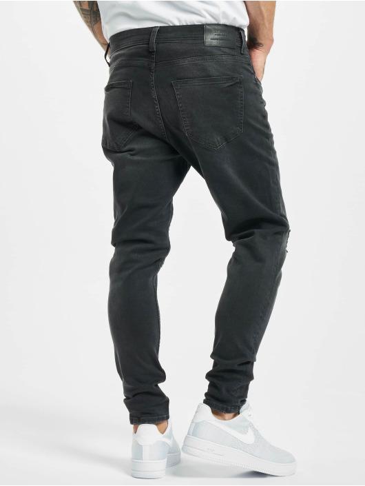 2Y Slim Fit Jeans Cansin black