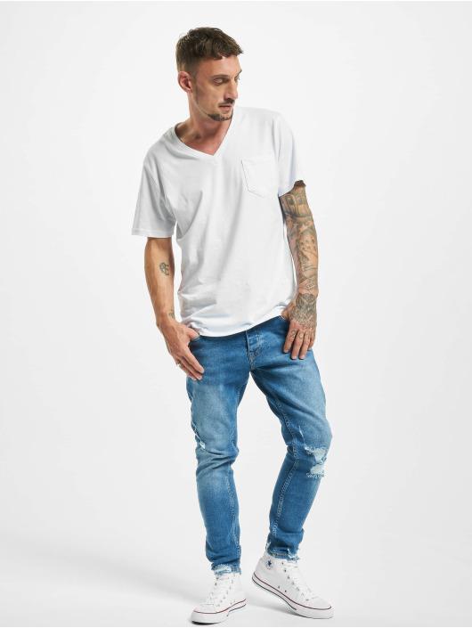 2Y Slim Fit Jeans Mesut blue