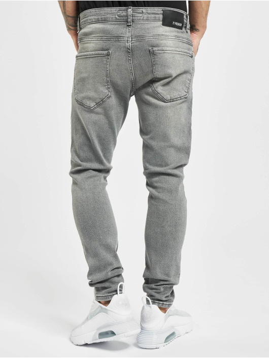 2Y Slim Fit Jeans Kurt gray