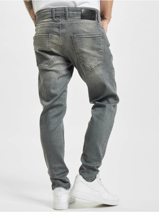 2Y Slim Fit Jeans Clovis gray