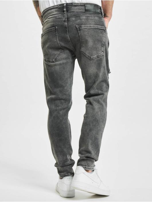 2Y Slim Fit Jeans Riverside gray