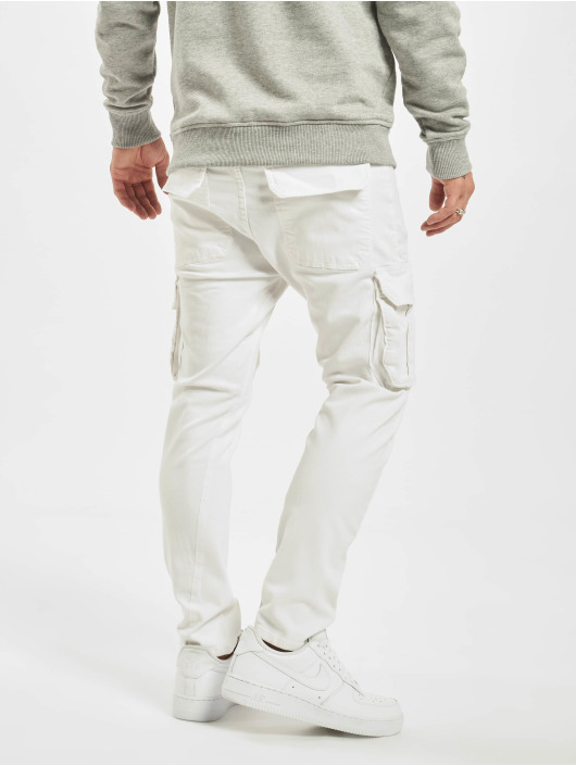 2Y Slim Fit Jeans Emilio white