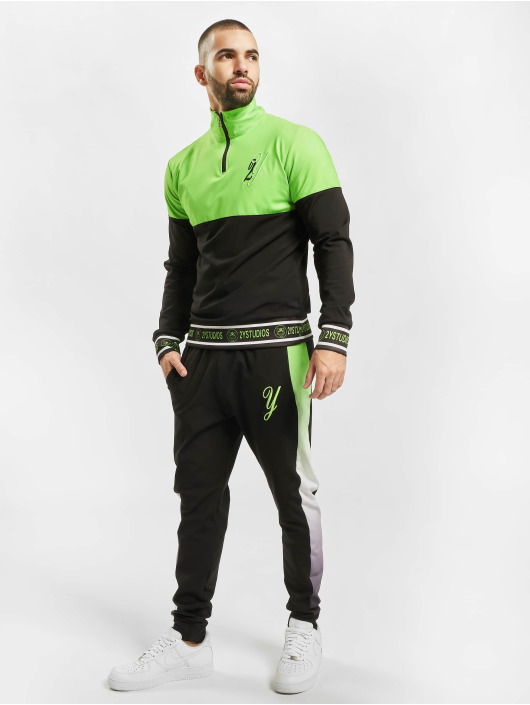2Y Suits Oskar green