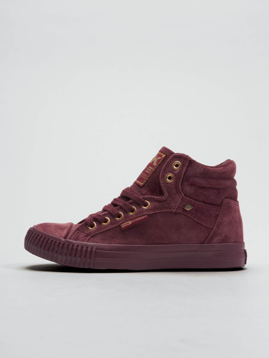 British Knights Sneakers Dee red