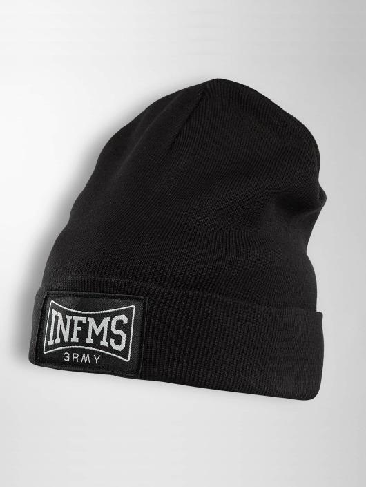 Grimey Wear Hat-1 The Gatekeeper black