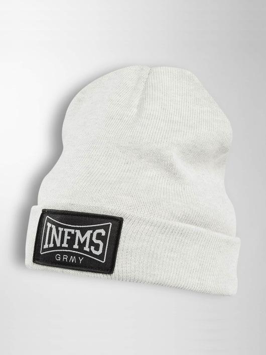 Grimey Wear Hat-1 The Gatekeeper gray