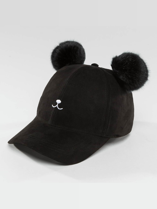 Bangastic Snapback Cap Teddy black