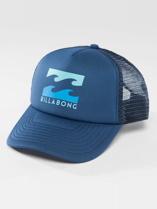 Billabong Trucker Cap Podium blue