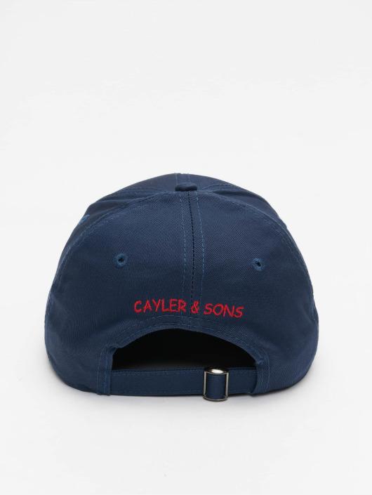 Cayler & Sons Snapback Cap WL Biggenstein blue