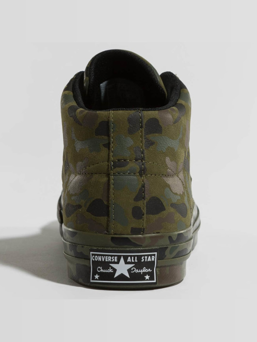 Converse Sneakers One Star Mid camouflage