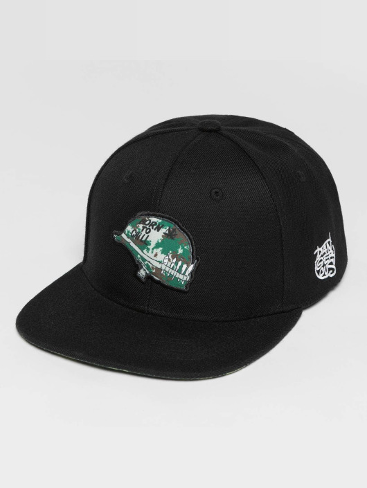 Dangerous DNGRS Snapback Cap Born2Chill black