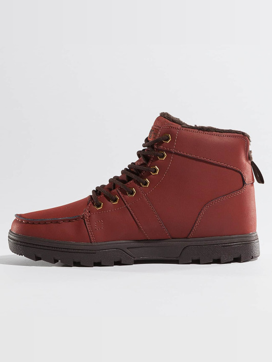 DC Boots Woodland brown