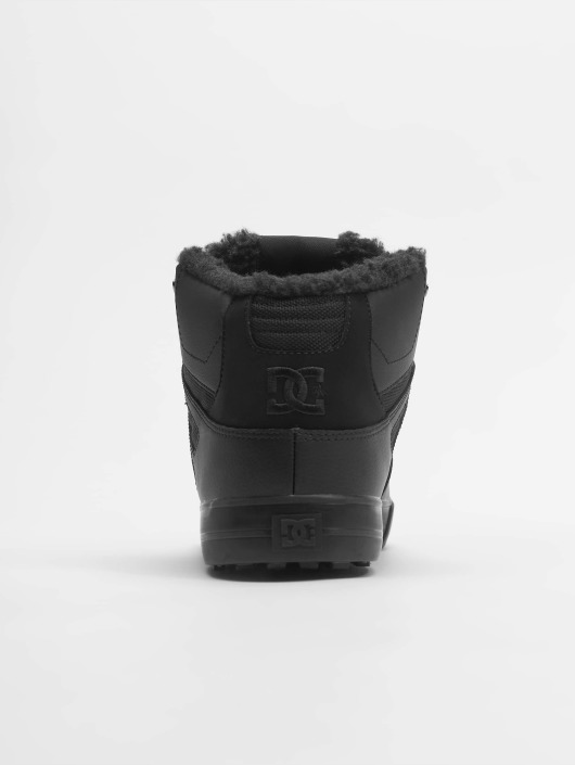 DC Sneakers Pure High Top Wc Wnt black