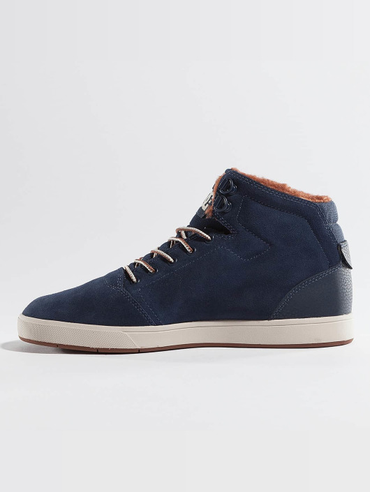 DC Sneakers Crisis High WMT blue