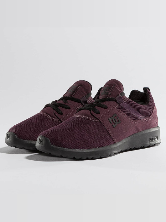 DC Sneakers Heathow TX SE purple