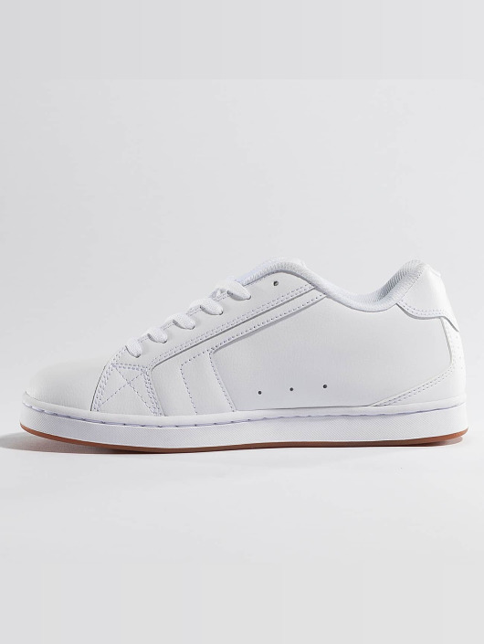 DC Sneakers Net white