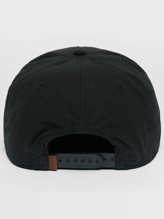 Djinns Snapback Cap M-Rib black