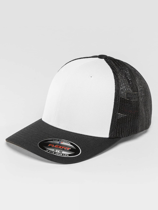 Flexfit Flexfitted Cap Mesh Colored black