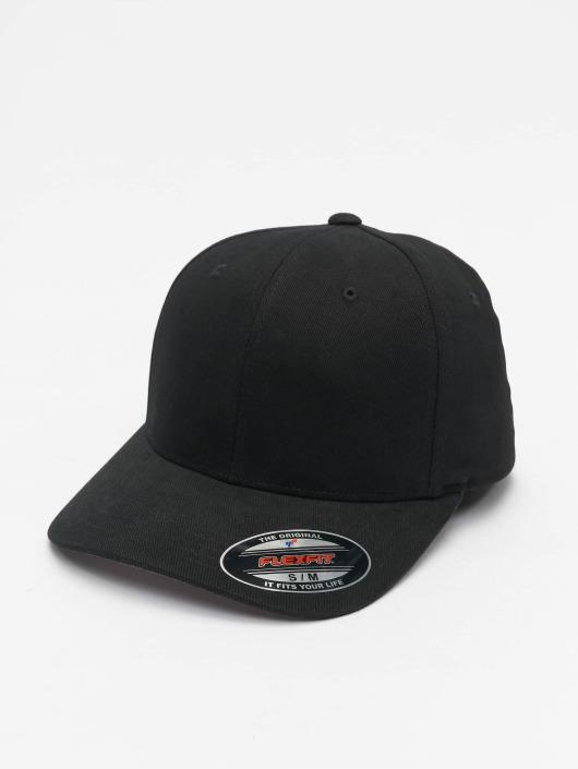 Flexfit Flexfitted Cap Twill Brushed black