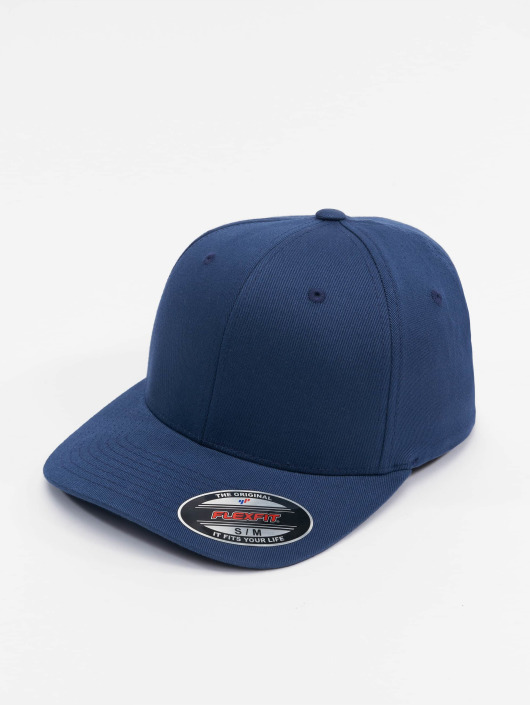 Flexfit Flexfitted Cap Organic Cotton blue