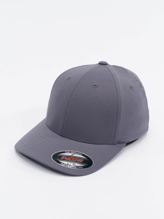 Flexfit Flexfitted Cap Hydro-Grid gray