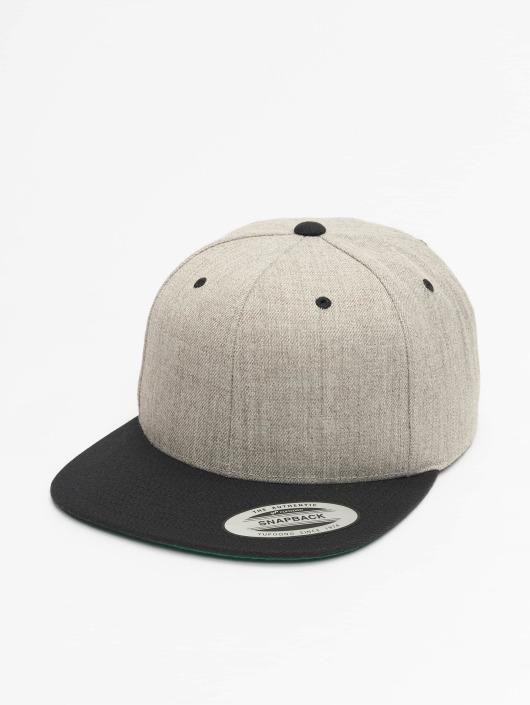 Flexfit Snapback Cap Classic Two Tone gray