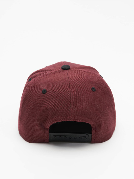 Flexfit Snapback Cap Classic 2-Tone red