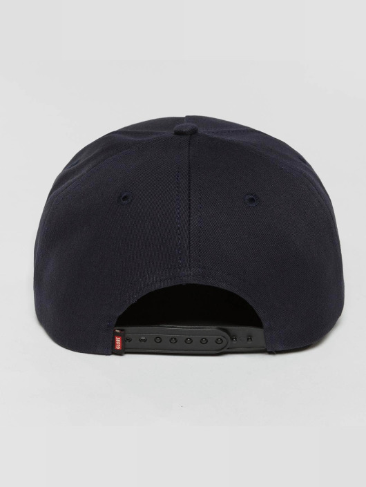 Globe Snapback Cap Gladstone II gray