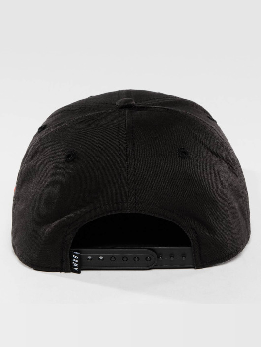 Grimey Wear Snapback Cap The Lucy Pearl black