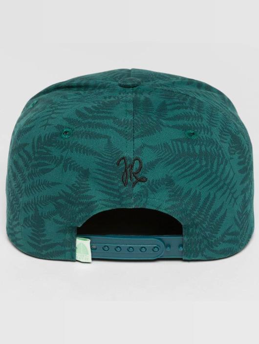 Just Rhyse Snapback Cap Zorritos green