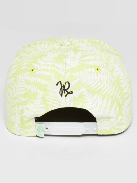 Just Rhyse Snapback Cap Zorritos yellow