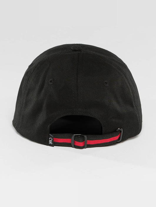 K1X Snapback Cap NOH Tag Sports black