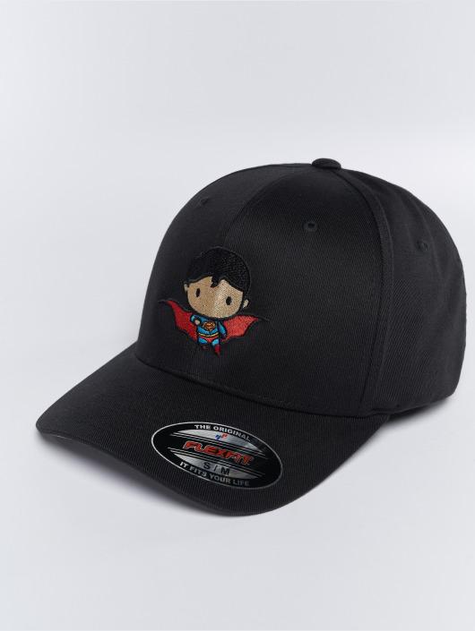 Merchcode Flexfitted Cap Superman Comic black