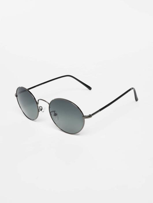 MSTRDS Sunglasses Flower Mirror silver