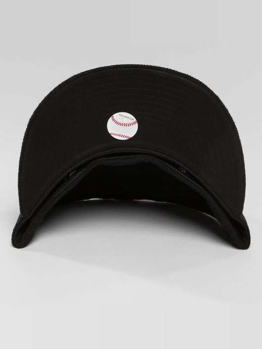 New Era Fitted Cap Slub NY Yankees 59Fifty black