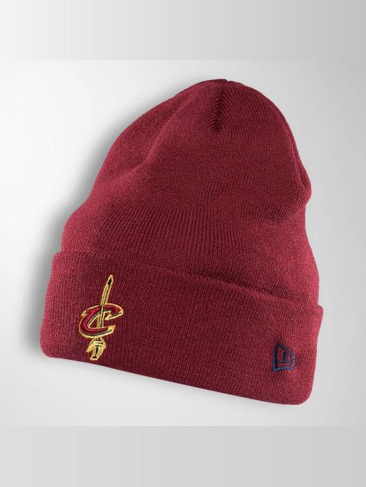 New Era Hat-1 Team Essential Cuff Cleveland Cavaliers red