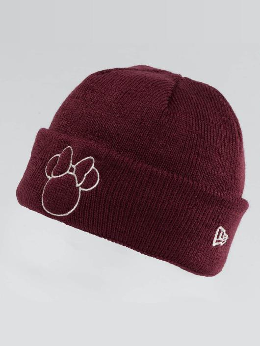 New Era Hat-1 Disney Silhoutte Minnie Maus red