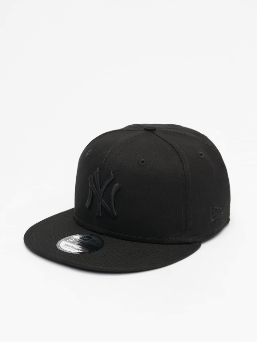 New Era Snapback Cap MLB NY Yankees black