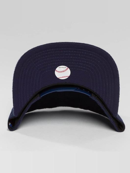 New Era Snapback Cap Slub NY Yankees 9Fifty blue