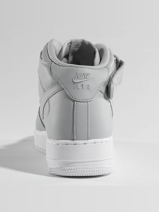 Nike Sneakers Air Force 1 Mid '07 gray