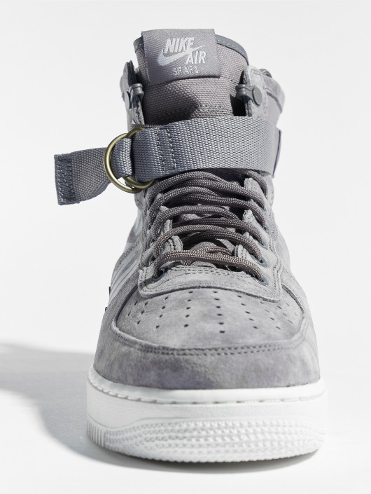 Nike Sneakers Sf Air Force 1 Mid gray