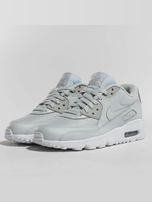 Nike Sneakers Air Max 90 Mesh (GS) silver