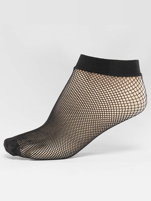 Nümph Socks 2-Pack Aranza Net black