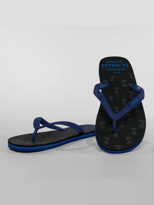 Petrol Industries Sandals Summer blue